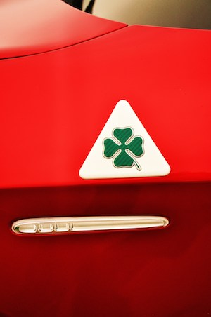 Alfa Romeo Guilietta klaver