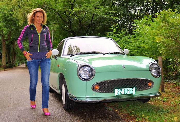 Nissan Figaro_voor_femmefrontaal