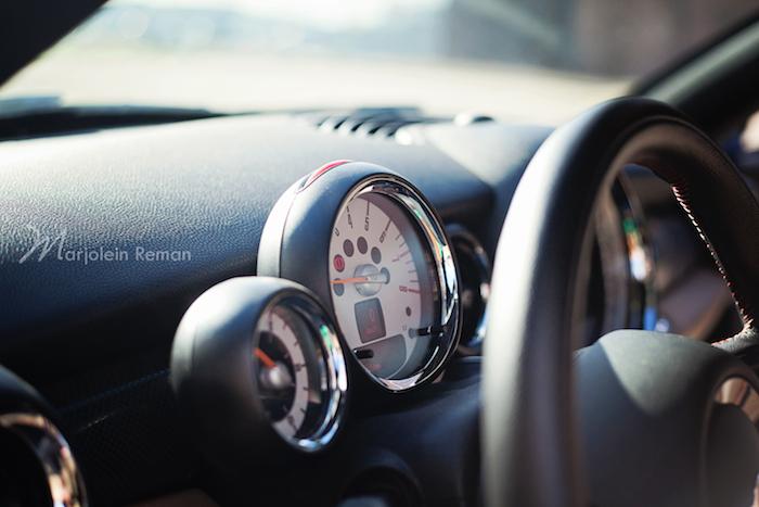 MINI Cooper roadster_stuur