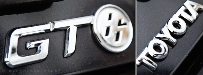 ToyotaGT86-femmefrontaal-logos
