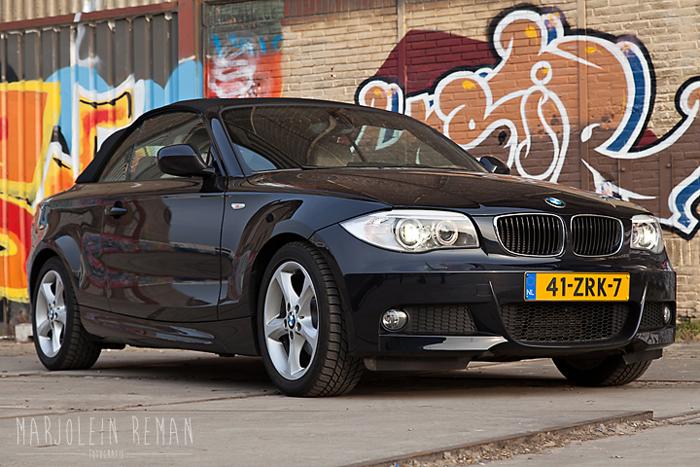 BMW 1 serie cabriolet_femmefrontaal_