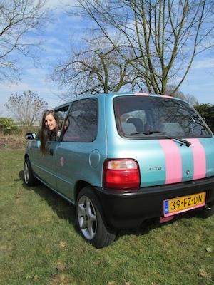 Gastcolumn Judith in auto