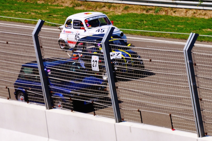 Italia Zandvoort race2