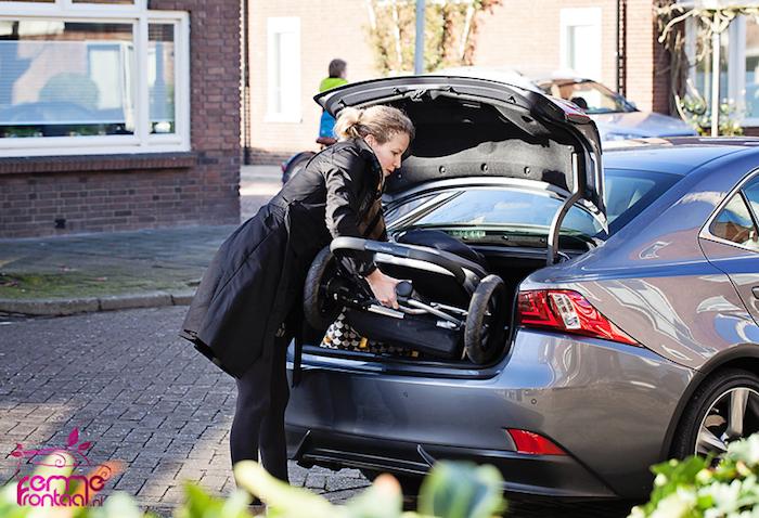 Lexus IS300h kindvriendelijk
