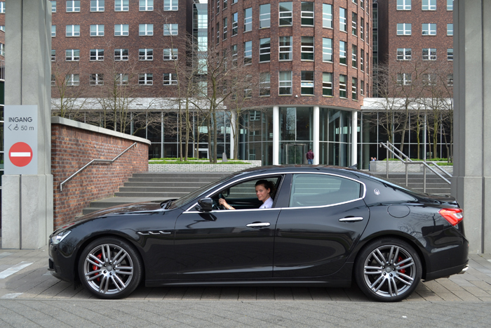 Maserati Ghibli_