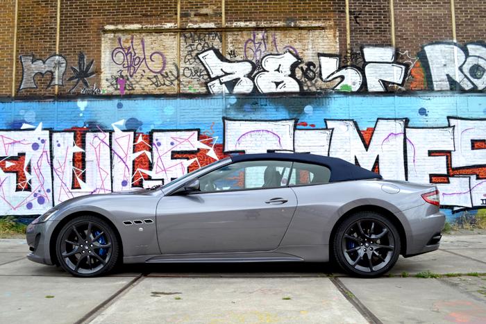 Maserati Gran Cabrio_