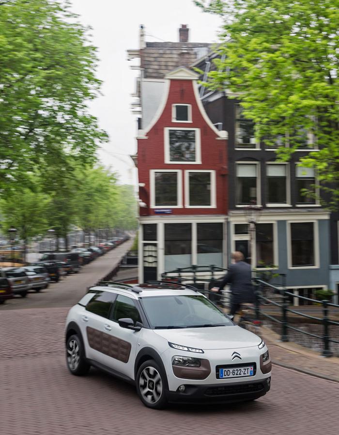 Citroen C4 Cactus_Amsterdam
