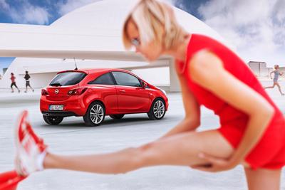 Opel Corsa nieuw