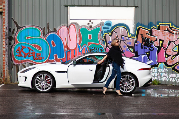 Jaguar FTYPE Marjolein