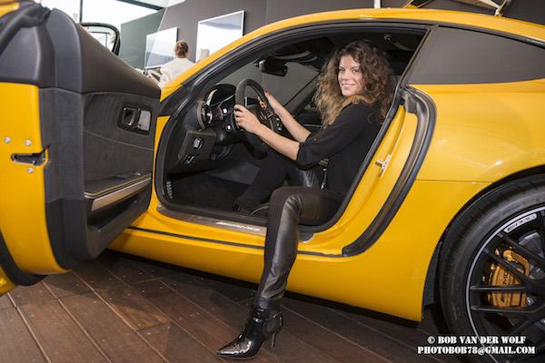 AMG GT-S femmefontaal