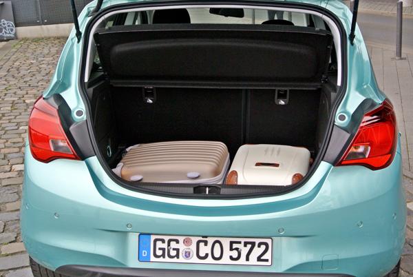 Opel Corsa_kofferbak