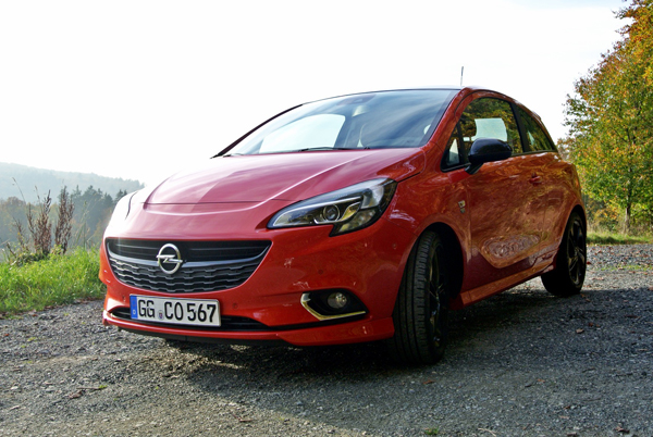 Opel Corsa_rood_