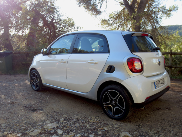Smart forfour_helemaal