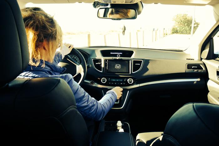 Honda CR-V_interieur