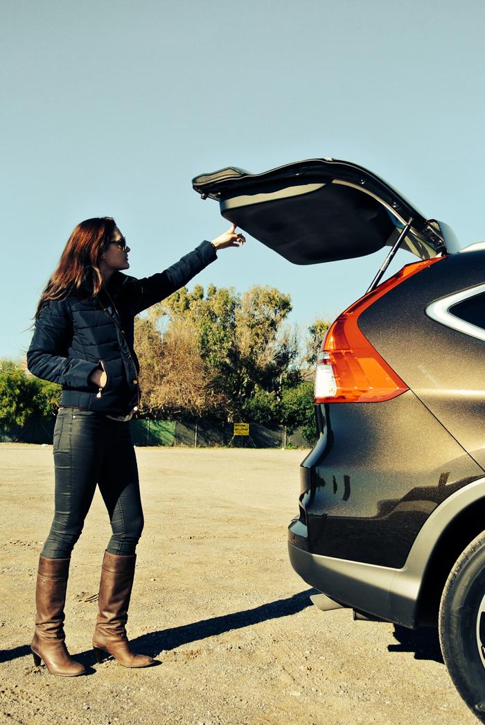 Honda CR-V_kofferbak