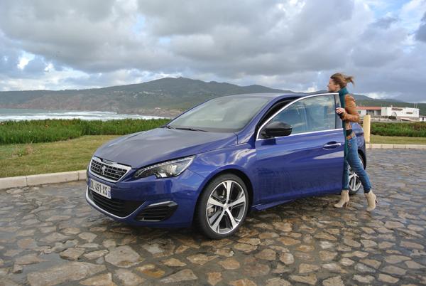 Peugeot308GT_zijkant