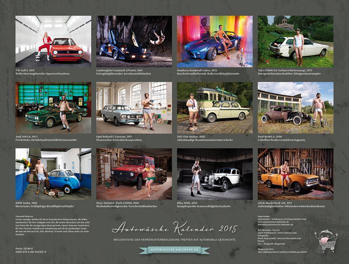 Autowaesche Kalender