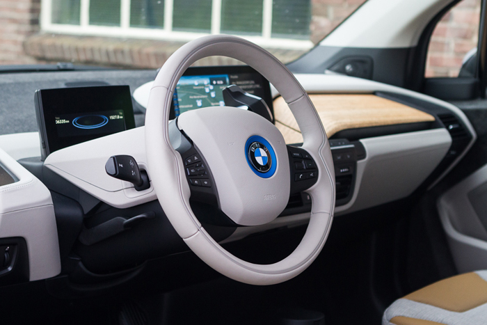 BMW i3-dashboard