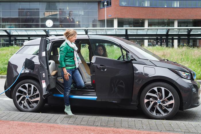 BMW i3-doors
