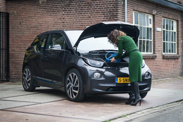 BMW i3-fronty