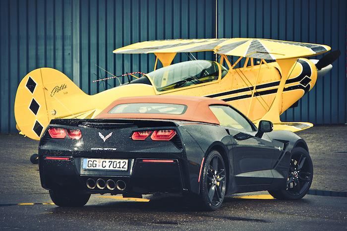 Chevrolet Corvette Stingray-kont-FemmeFrontaal