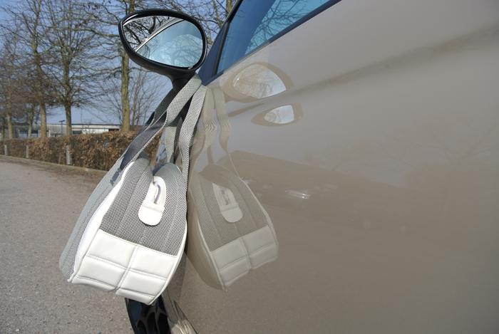 Fiat 500 bag-spiegel-femmefrontaal