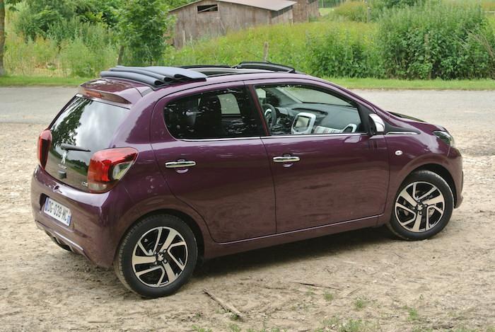 Peugeot 108-personalisatie