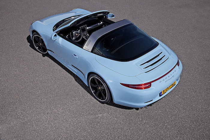 911_Targa_4S_Exclusive_Edition_boven_Femmefrontaal