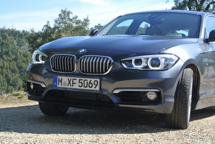 BMW 1 Serie diesel voor
