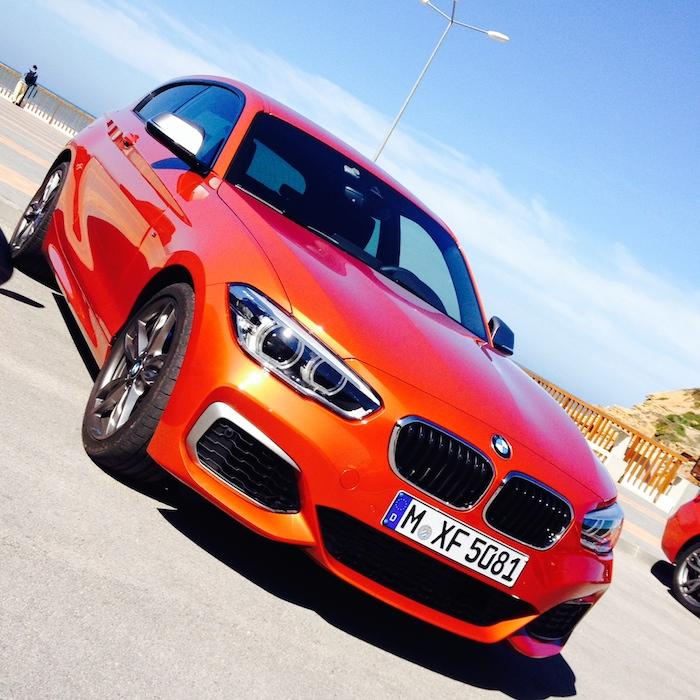 BMW 1 Serie-voor