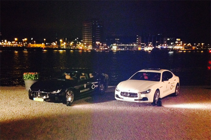 Maserati EYE Museum
