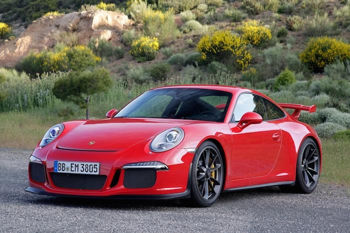 Porsche-911-GT3-GeorgeClooney