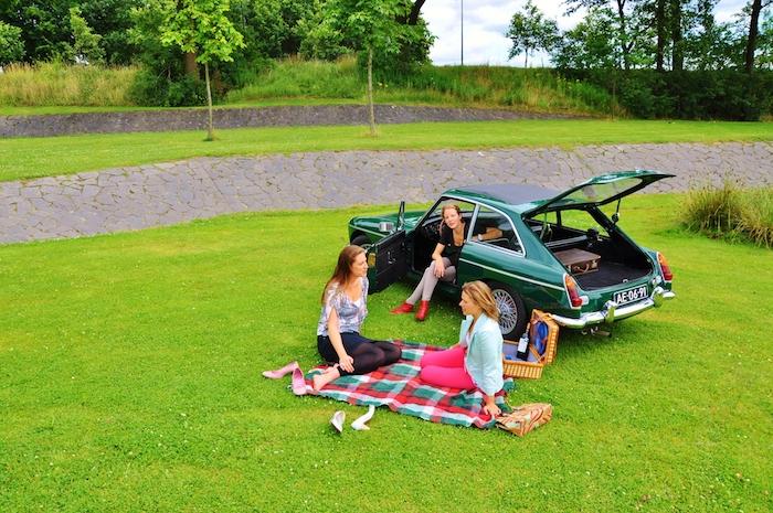 column rokjesdag picknick