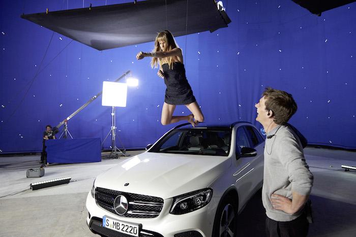 Mercedes-Benz Fashion Engagement Spring/Summer 2016