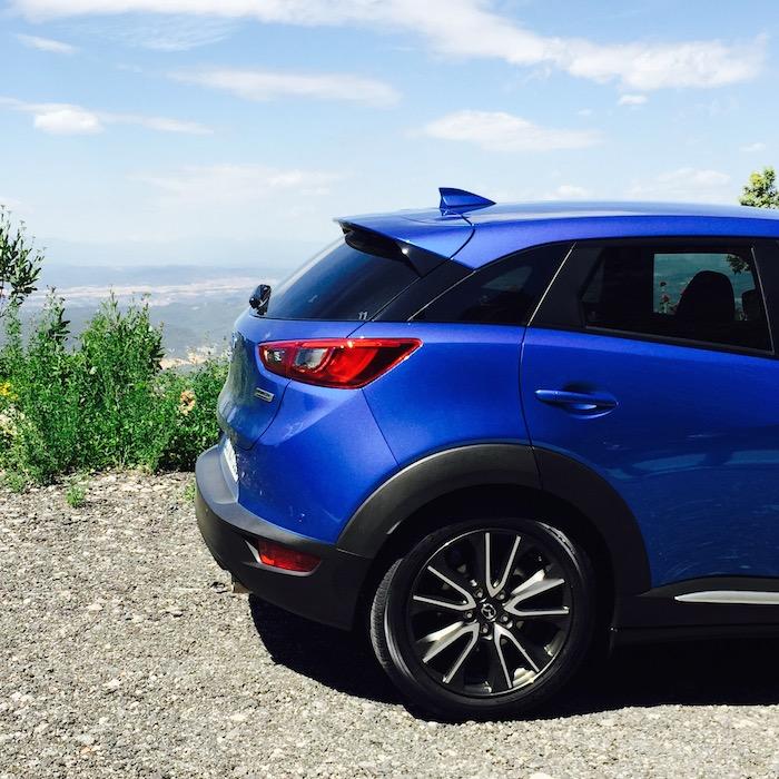 Mazda-cx3-achterkant