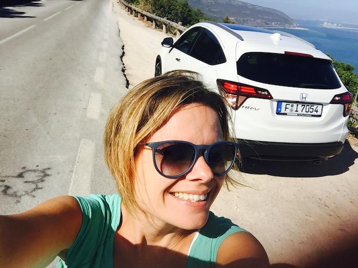 Honda-hrv-selfie