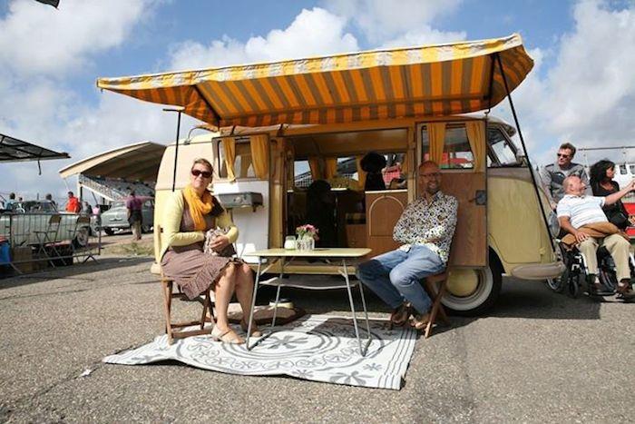 VW busje-nationaal-oldtimer-festival