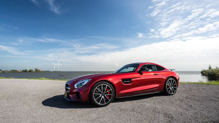 Winner category 'Performance car': Mercedes-AMG GT