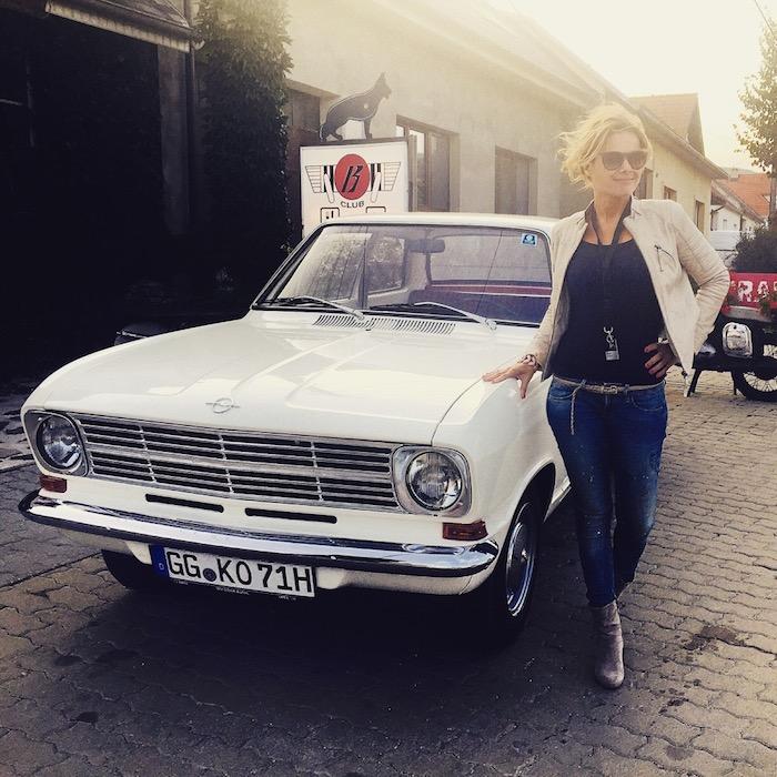 Opel Kadett B ('65-'73)