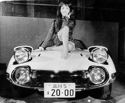 Akiko Wakabayashi speelde Aki, vrouwelijke agente