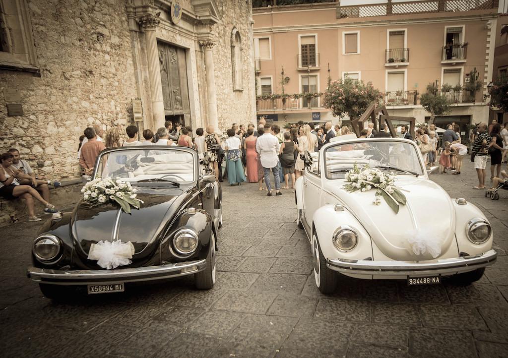 Beetle wedding