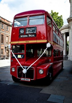 RML Leyland London Routemaster double-decker (1966)