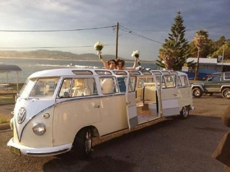Volkswagen type 2 limo (1965) 's werelds enigste