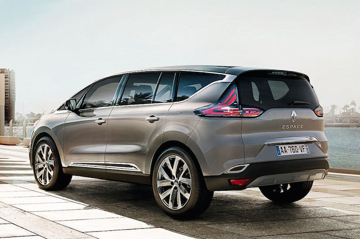2016-renault-espace-rear. Women's World Car of the Year