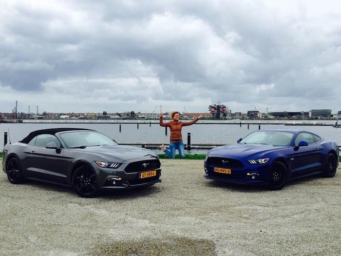 FordMustang GT