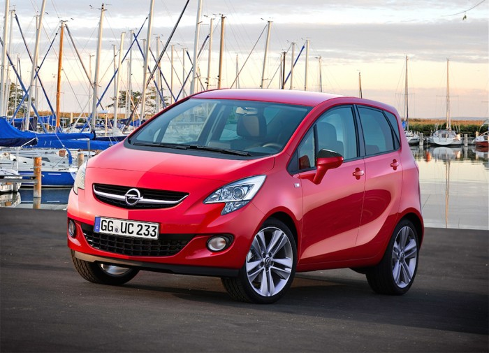 Opel Karl header