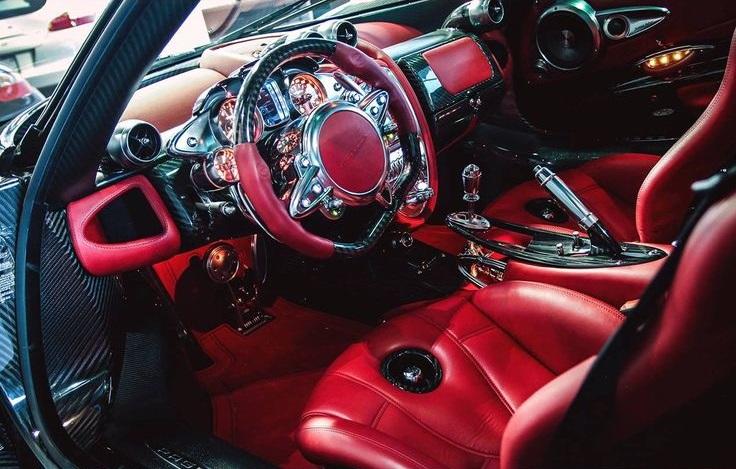 De mooiste en gekste auto interieurs