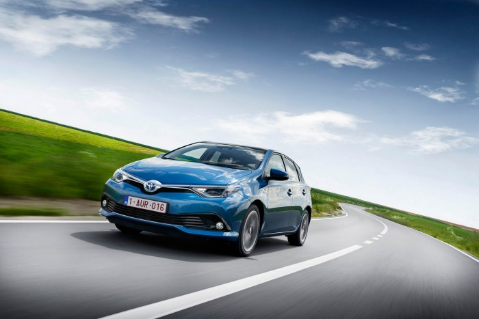 Toyota Auris Women's World Car of the Year