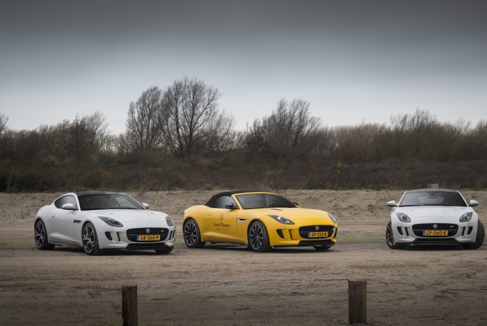 F-Type Experience #10