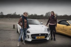 Photodiary: Op stap met de Jaguar FemmeType
